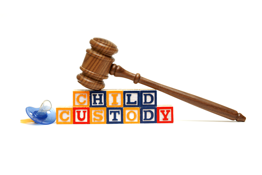 Dealing with Child Custody Laws