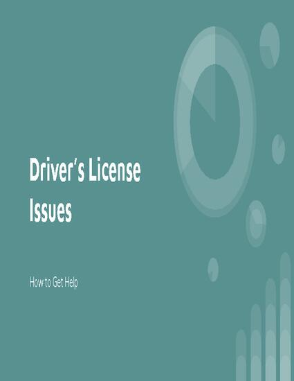 Driver's License Issues.pdf