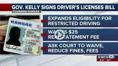 New law seeks to get thousands of Kansans legally back on the road