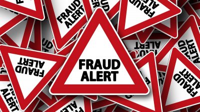 How to report a fraudulent 1099-G form claimed in your name in Kansas
